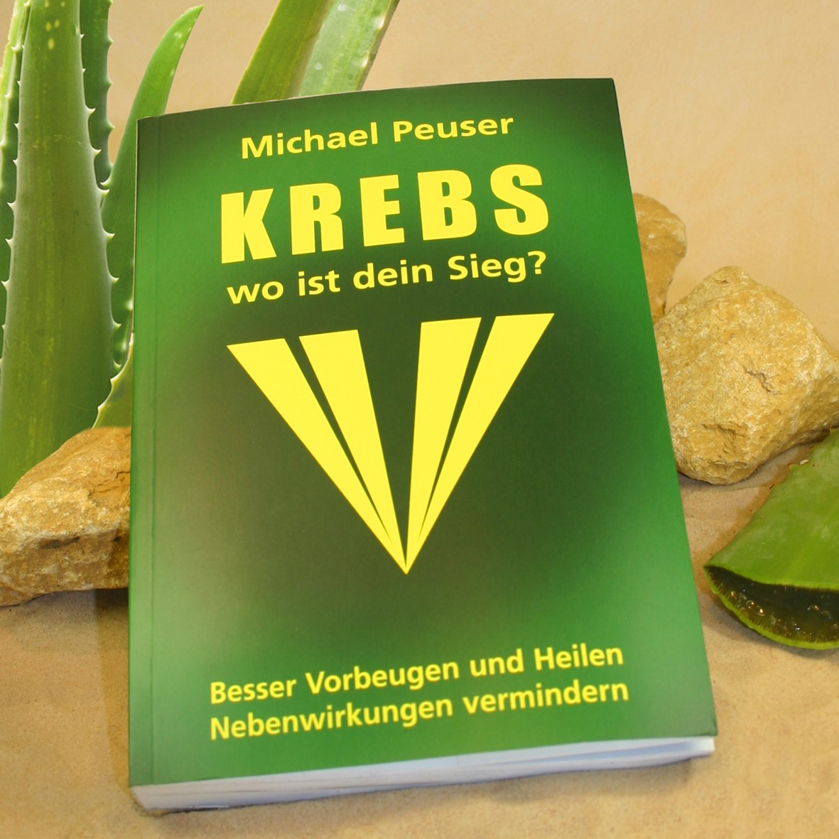aloe vera zentrum buch krebs wo ist dein sieg aloe vera literatur produkte. Black Bedroom Furniture Sets. Home Design Ideas